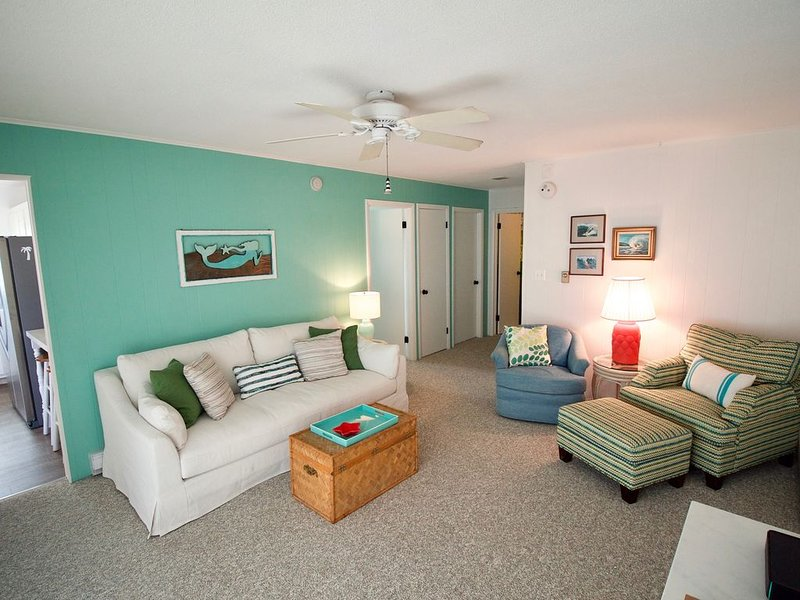 Ocean view beach bungalow. Family friendly, great location and quiet., holiday rental in Ocean City