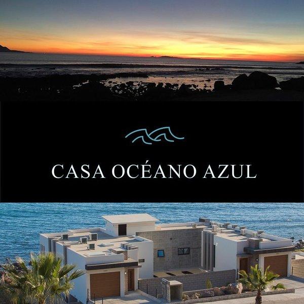 Social Distancing in Ensenada's Luxury Ocean Front Condo. ( 1 or 2 condos ), aluguéis de temporada em Baja California Norte