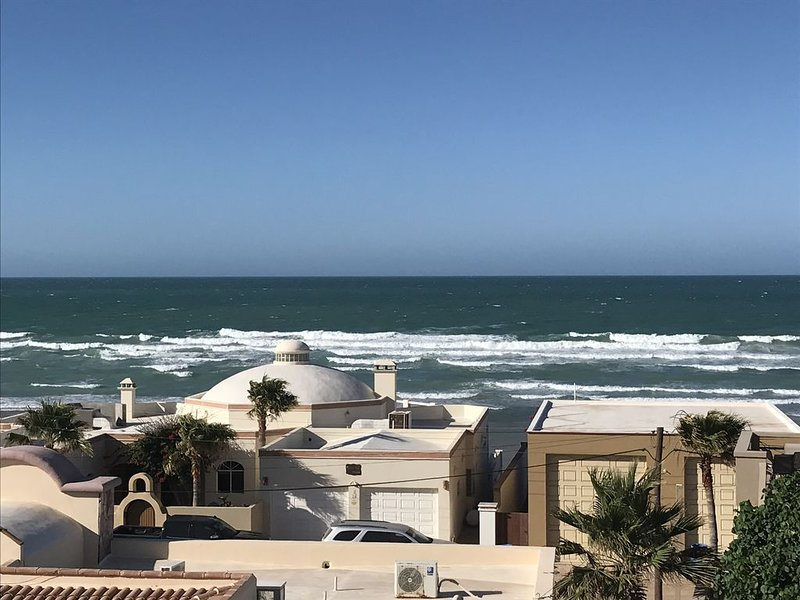 Las Conchas 2br 2 bath Close to the beach!, vacation rental in Puerto Penasco