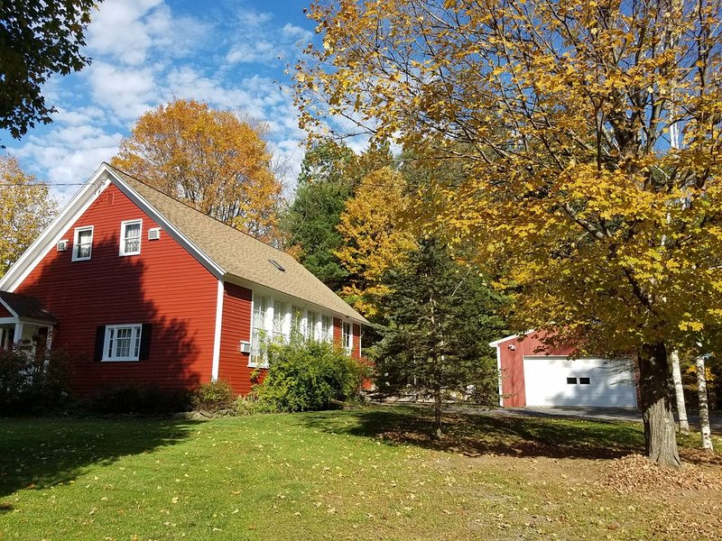 Historical Amy's Schoolhouse, Cooperstown, New York, vacation rental in Schuyler Lake