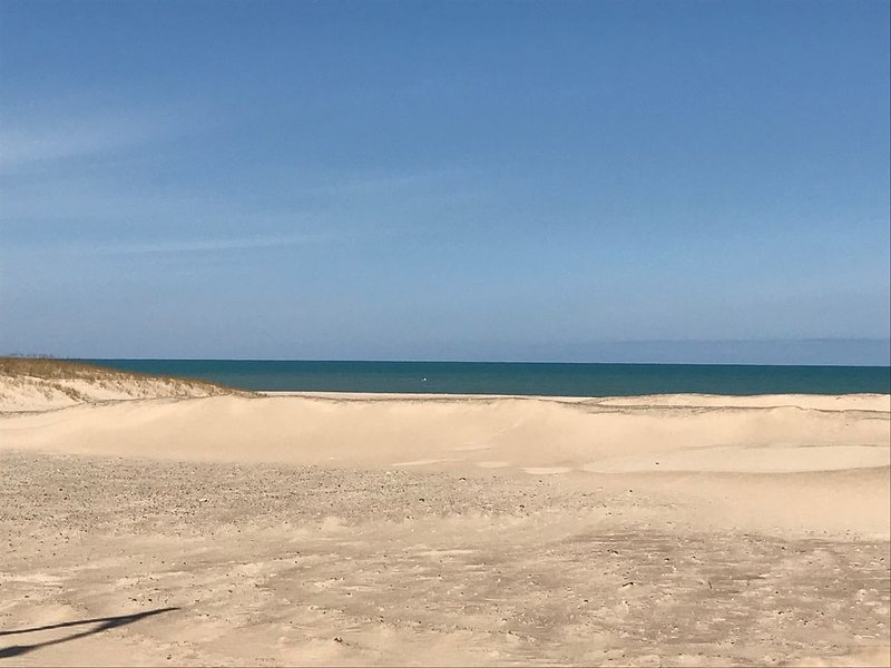 Sheridan beach, à distance de marche.