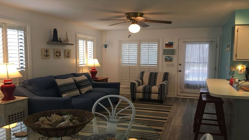 420D-Family-Friendly fully equipped 1 BDR Condominium 10-15 minutes to the beach, holiday rental in Socastee