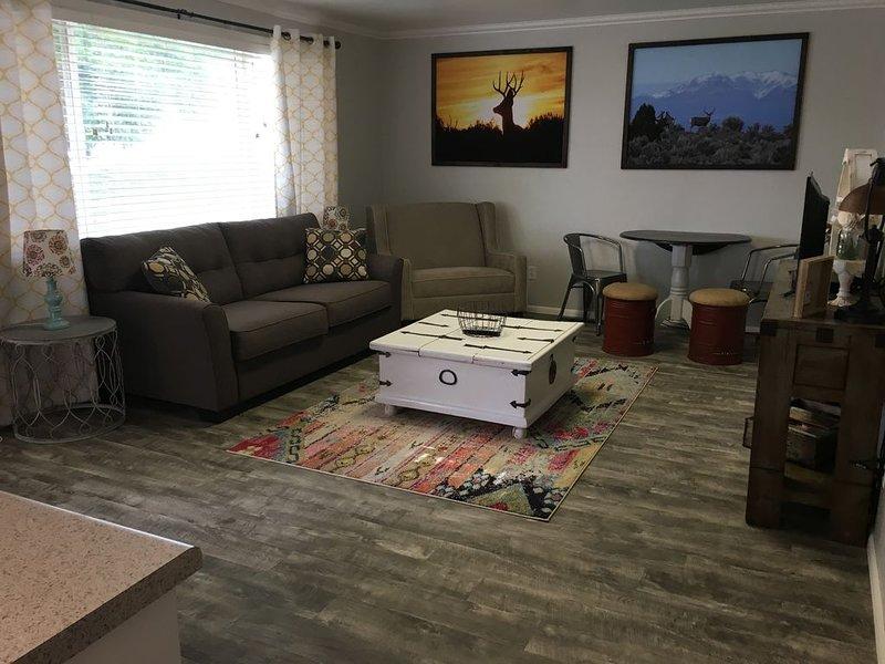 The Red Brick Cozy - The Perfect Place To Stay, aluguéis de temporada em Blanding