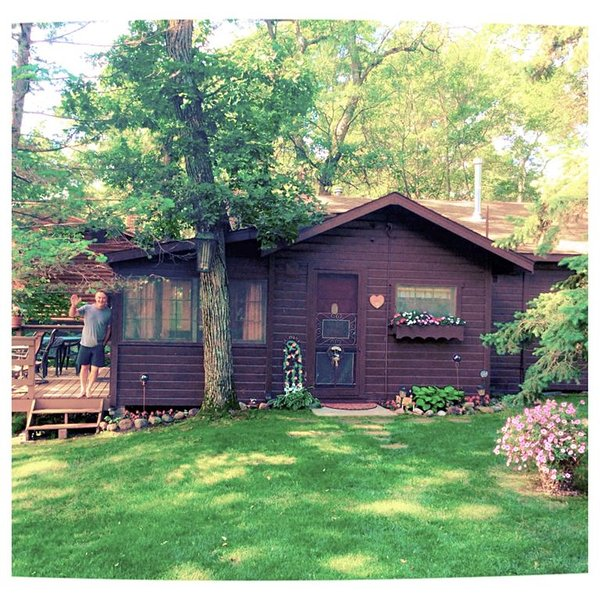 Charming Cottage on Crosslake, location de vacances à Crosslake
