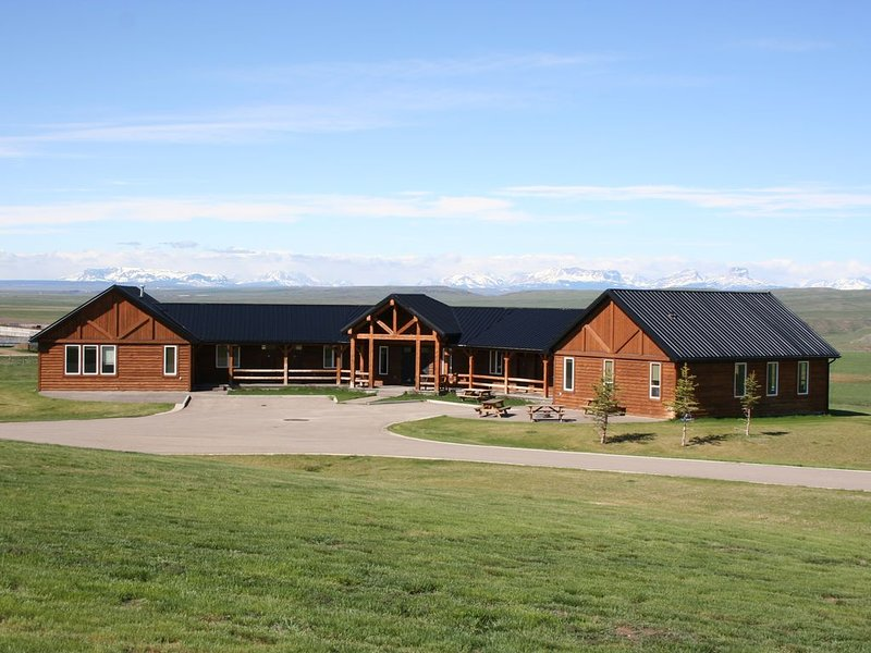 Nelson Family Ranch House, vacation rental in Cardston