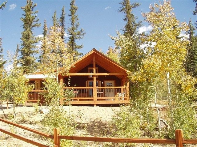 T'NT - Lake Cabin #5 - Great Covered Deck, holiday rental in Lake City