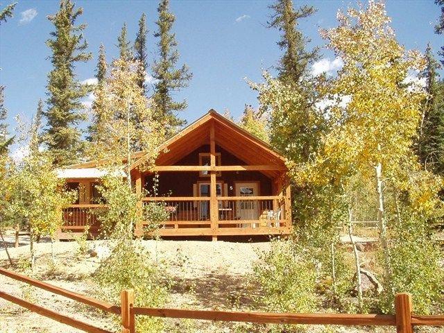 T'NT - Lake Cabin #5 - Great Covered Deck, casa vacanza a Lake City