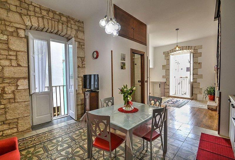 Casa Murgiana, rimborso completo con voucher*: Una caratteristica e accogliente, location de vacances à Gioia del Colle