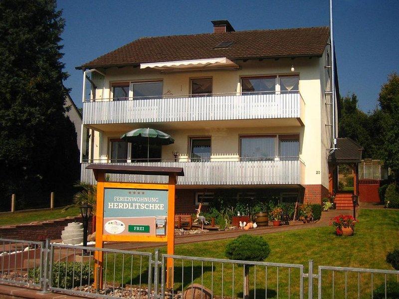 Ferienwohnung Polle für 1 - 6 Personen - Ferienwohnung, vacation rental in Luntorf