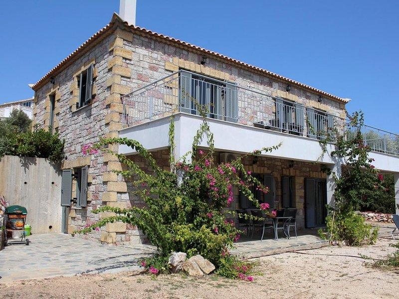 Ruhig gelegene Ferienwohnung in exponierter Lage | Messenien, Peloponnes, vacation rental in Koroni