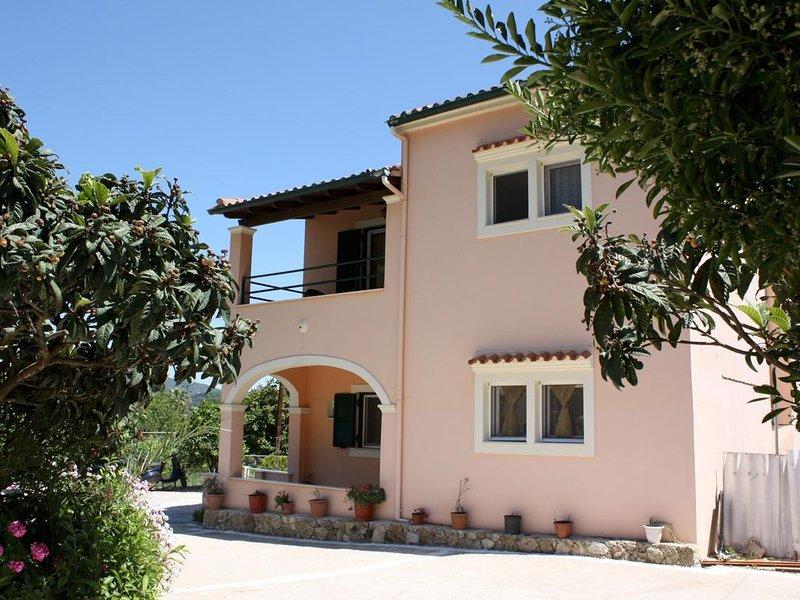 Ruhe und Natur genießen! Großes Ferienhaus im Grünen | Aghios Mattaios, Korfu, holiday rental in Agios Matthaios