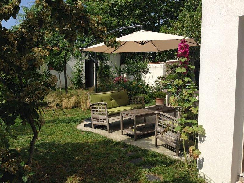 Maison Oléron Grand Village, toute équipée, calme, holiday rental in Le Grand-Village-Plage
