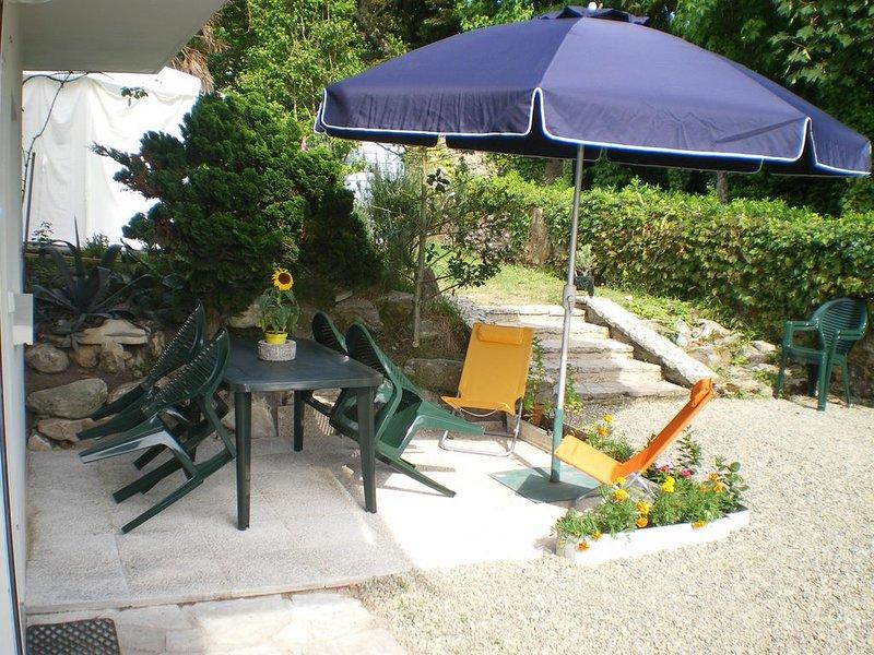 T2 tout confort avec jardin, proche plages et centre, alquiler vacacional en Biarritz
