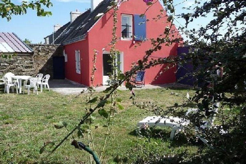 Charmante maison tout confort sur l'ile de groix, location de vacances à Groix