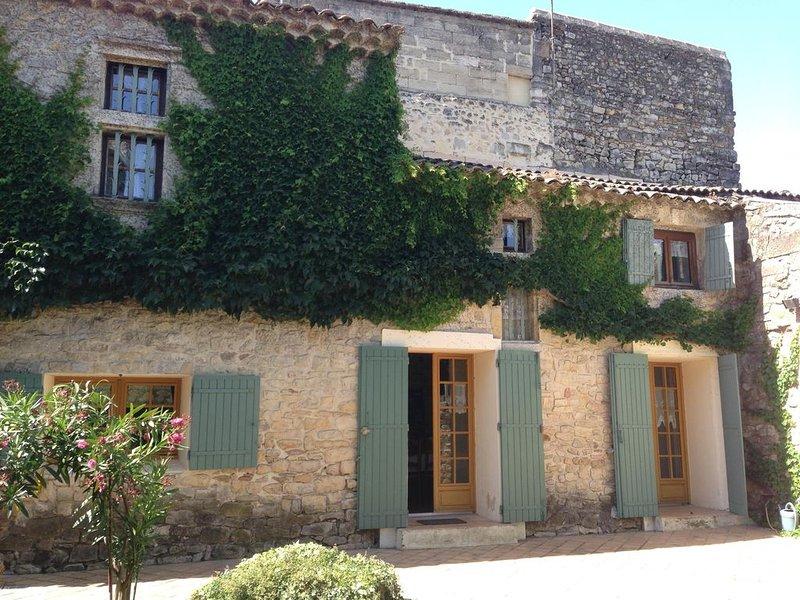 Proche Avignon,  Pont du Gard et Baux de Provence – semesterbostad i Domazan