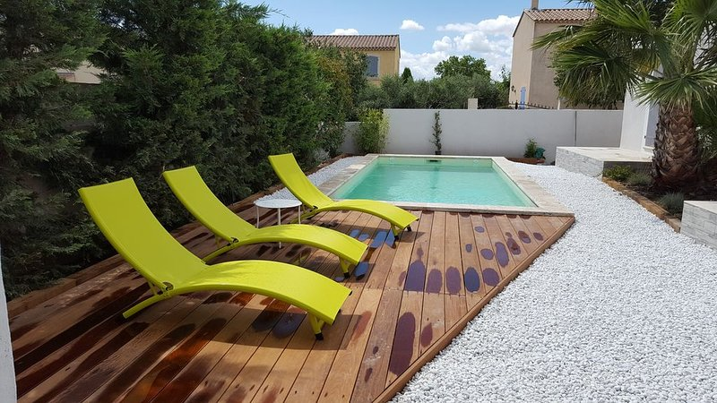 Villa à St Remy de provence entierement renovée, Ferienwohnung in St-Rémy-de-Provence