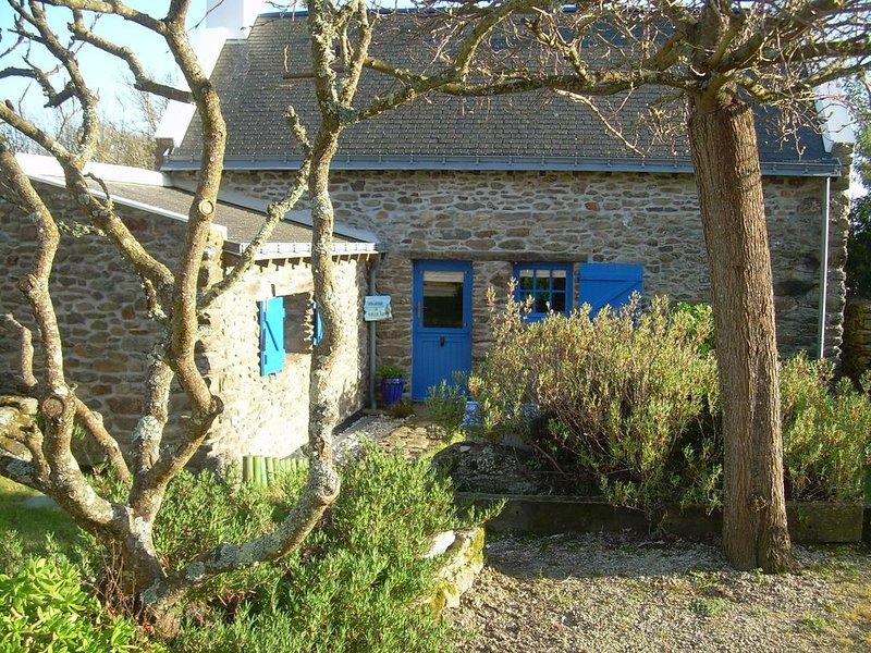 belle ile en mer  maison de charme en pierre avec une déco  personalisée, alquiler vacacional en Belle-Ile-en-Mer