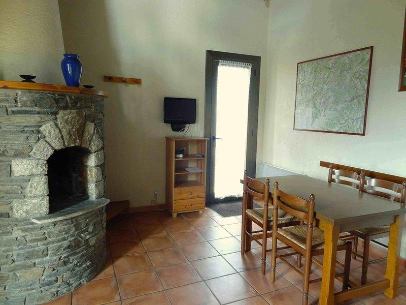 Chalet proximite Font Romeu, Cerdagne, Saillagouse, location de vacances à Eyne