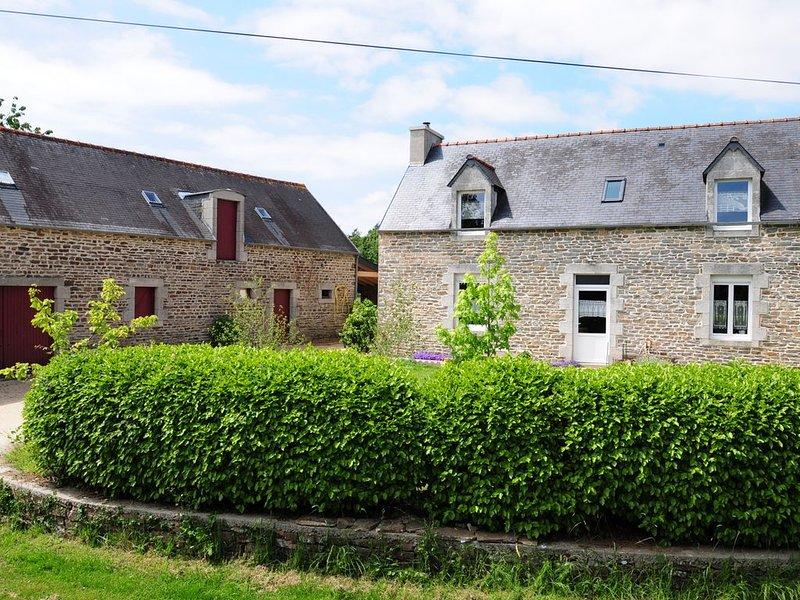 Le gîte de Marie : Entre Lac et Plages de sable blanc en Sud Finistère., holiday rental in Ploneour Lanvern