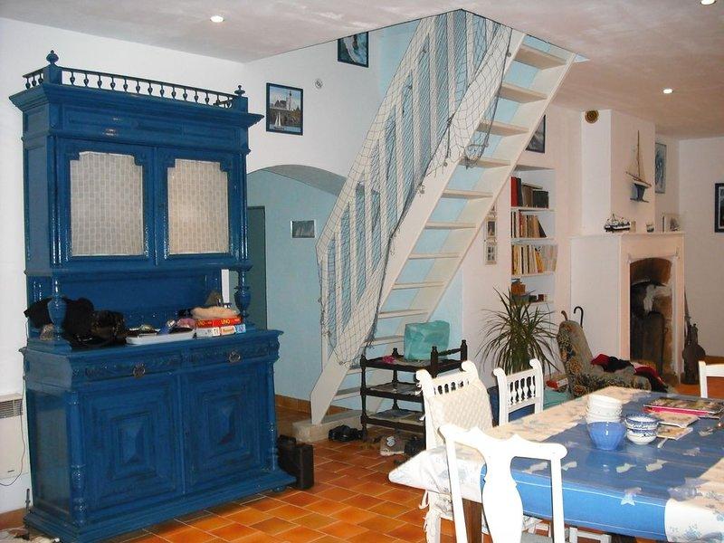 Au coeur du Pays d'Auge-Maison confortable en pleine campagne-Calvados, location de vacances à Dozulé