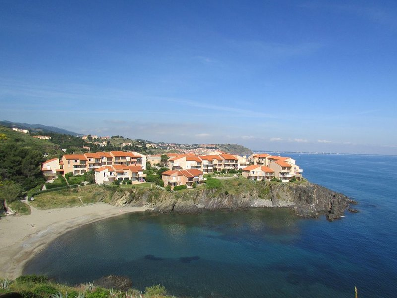 Playa y Collioure