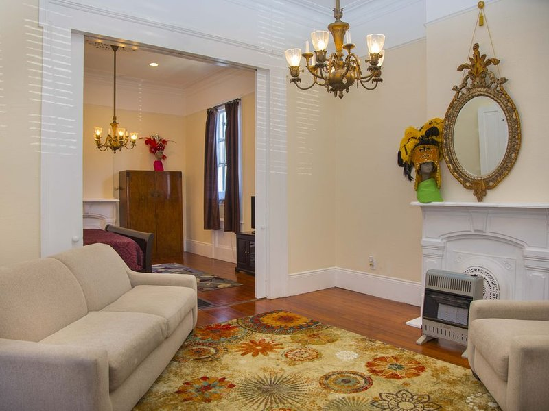 Lovely Marigny Home. Super Clean & Off Street Parking, vacation rental in New Orleans