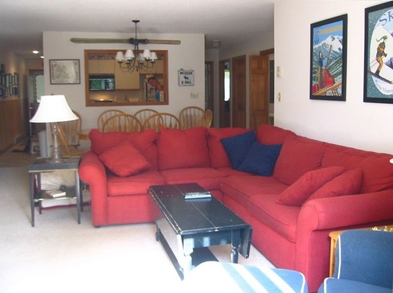 North Conway Condo-Beautiful Getaway, holiday rental in North Conway