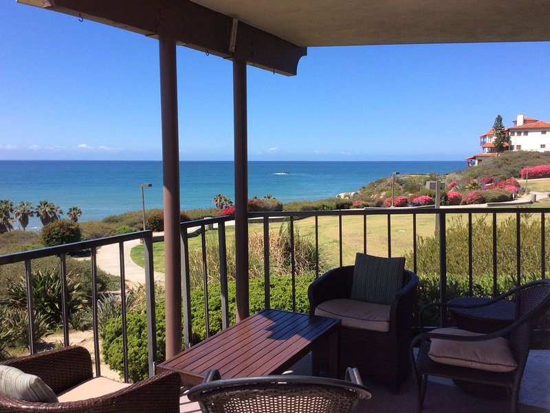 Spectacular Panoramic View just steps from San Clemente's Calafia Beach!, vacation rental in San Onofre