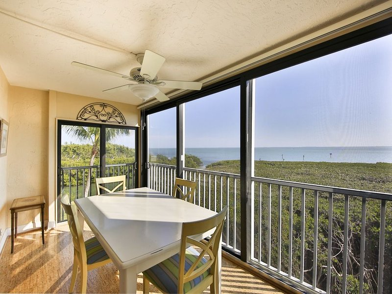 Bay Front at South Seas Island Resort, Captiva, vacation rental in Saint James City