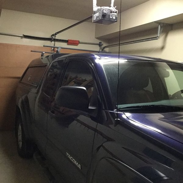 Privat garage