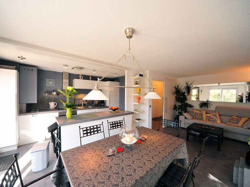 At the heart of Annecy, 2 bedrooms, 4 persons, 4* ranked Magic Moments Apart', holiday rental in Cran-Gevrier