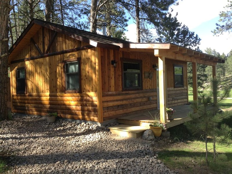 HUNTER'S CABIN,  Perfect in every way for your Black Hills getaway, near Custer, holiday rental in Custer