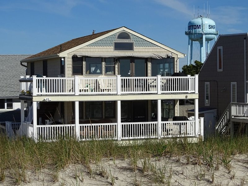 First Floor of Oceanfront Duplex on Quiet Street in Ship Bottom, NJ, vacation rental in Ship Bottom