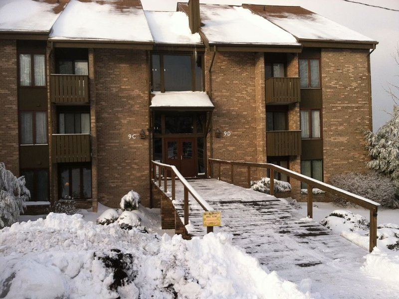 Beautiful 2bed/2bath Mt. Villa Condo, Ski/Golf, vacation rental in Mount Pleasant