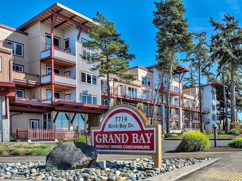 Grand Bay, is a  oceanfront condo complex in Birch Bay WA