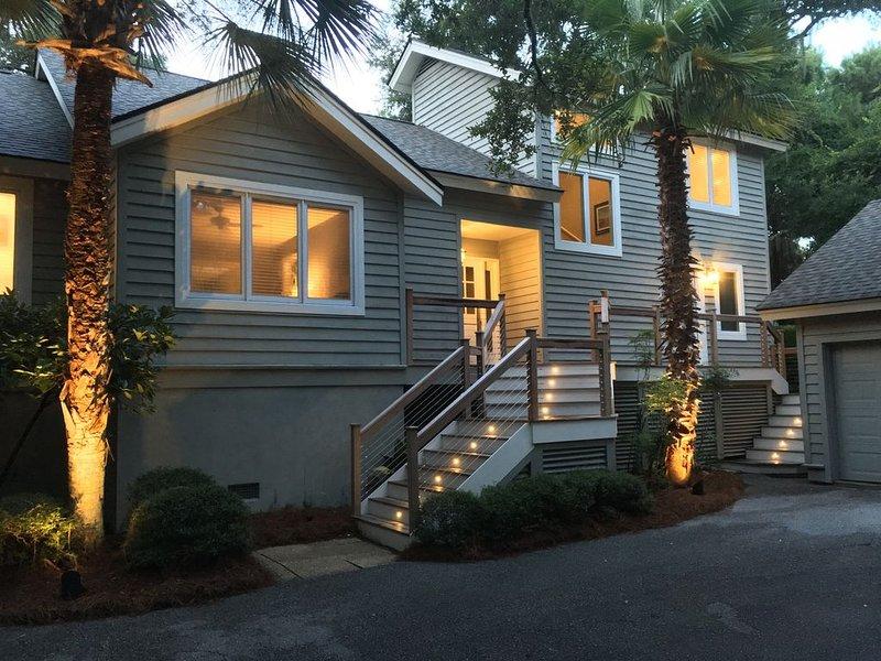 Kiawah Vanderhorst, 4-bed, Priv Heated Pool, Beach, Ocean Course, WELCOME HOME!, alquiler de vacaciones en Kiawah Island