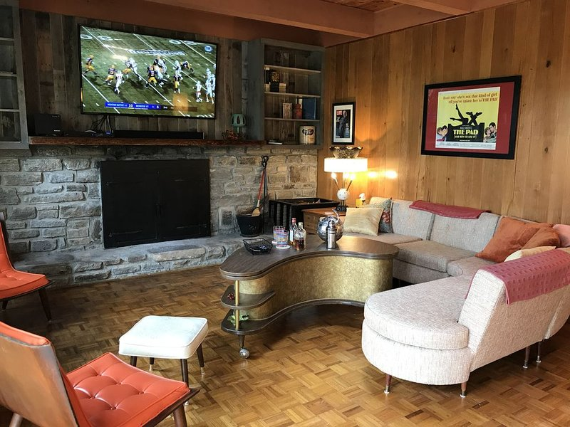 Bargain on the Blue Ridge, holiday rental in Boone