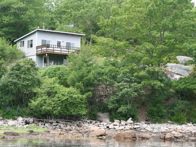 Cozy waterfront studio, holiday rental in Acadia National Park