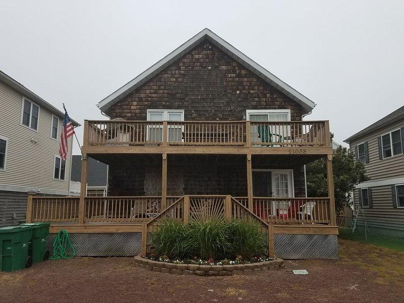 Flexibility, Great Value 7 Bedrm, 4 Bath, Home, Beach 2 Blocks, alquiler de vacaciones en Dewey Beach