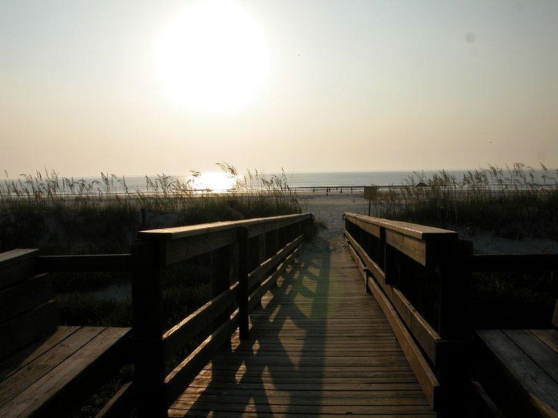 Hur kan vi beskriva soluppgångarna här? Varje dag annorlunda men alla spektakulära.