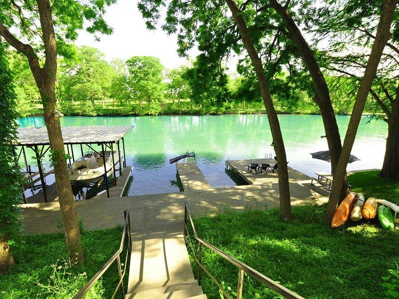Lake Haus on McQueeney, holiday rental in McQueeney