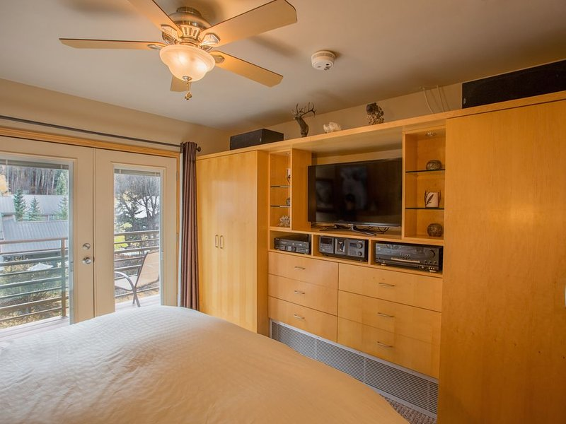Convenient Location! Walk everywhere, close to Gondola/lift, Pool and Hot Tub, Ferienwohnung in Telluride
