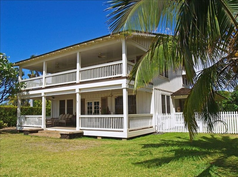 Built in 1931 for the Kekaha Sugar Co.....restored to perfection in 1998