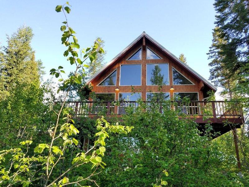 The Glacier House - Rest, Relax, Play, Repeat, aluguéis de temporada em West Glacier