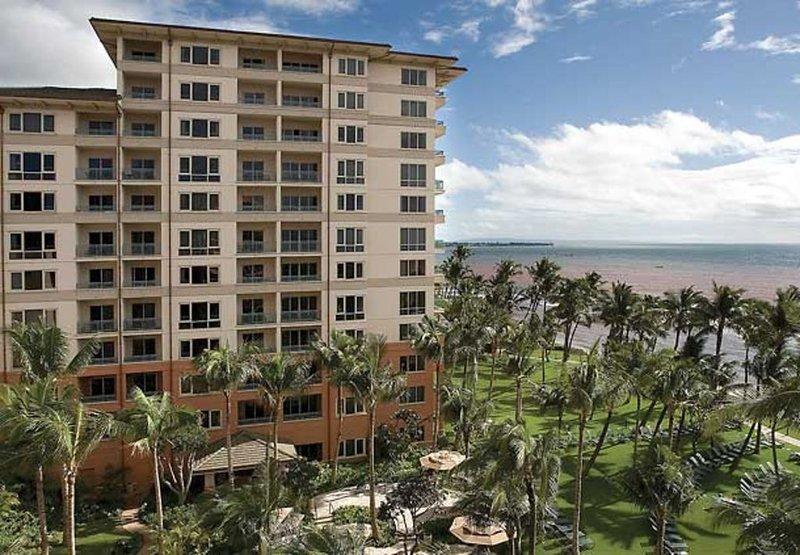 3 BR Oceanfront Villa: Marriott's Lahaina Tower; Jan 9 - Mar 6, 2021, holiday rental in Lanai