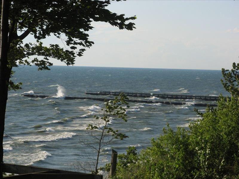 Lake Mich Beachfront-Best View of the Lake Holland/Grand Haven, casa vacanza a Ottawa County