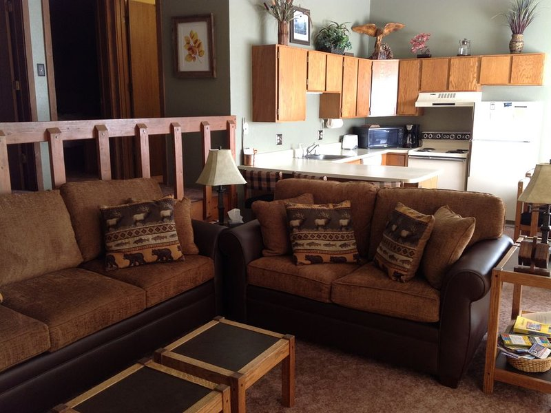 Beautiful Silverthorne Condo! Skiing, Shopping and Much More!, alquiler de vacaciones en Silverthorne