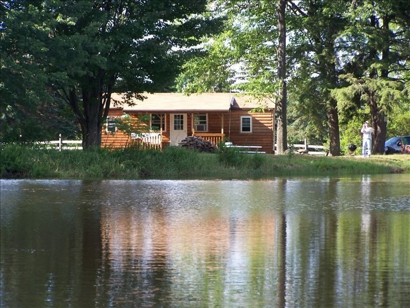 Treaster's Cabin *Paddleboat/Great Fishing* ( No fishing license required.), holiday rental in Wysox