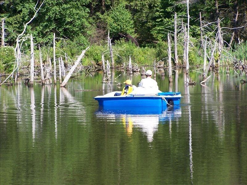 Bote de remos / pesca