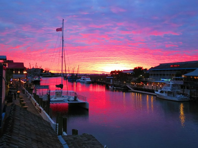 Cozy 3 Bed, 5 min to the Beach and Shem Creek, Walkable to Coffee and Dining!, location de vacances à Sullivan's Island